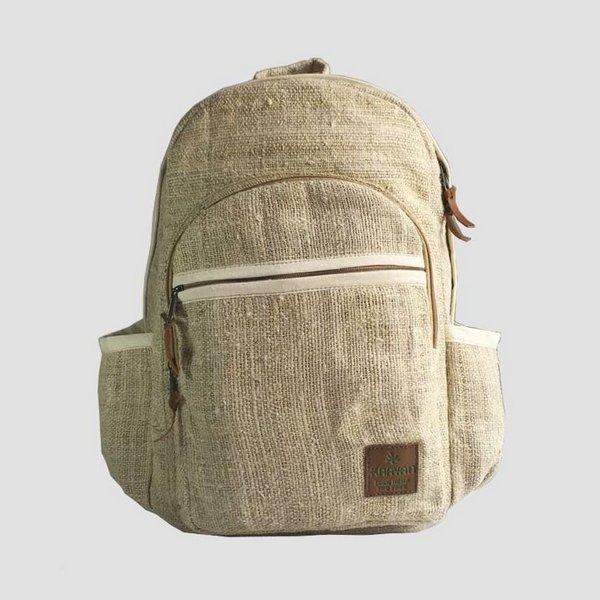 mochilas de cânhamo